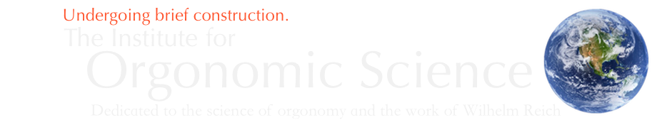 The Institute for Orgonomic Science